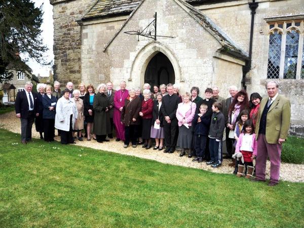 The Bishops Visit