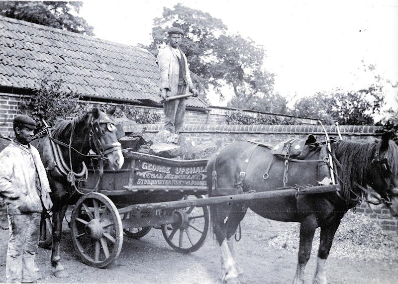 Coal Merchant at Rosie's Yard